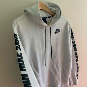 Nike sweatshirt swoosh logo hoodie comfy